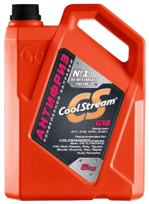 Антифриз COOLSTREAM G13 1 кг