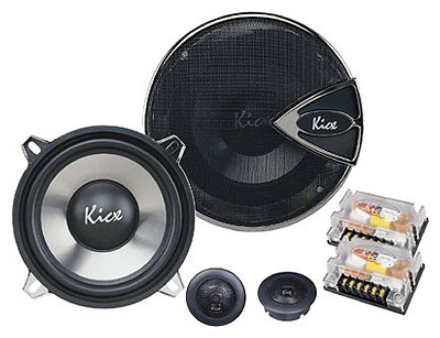 Автомобильная акустика Kicx ICQ 5.2