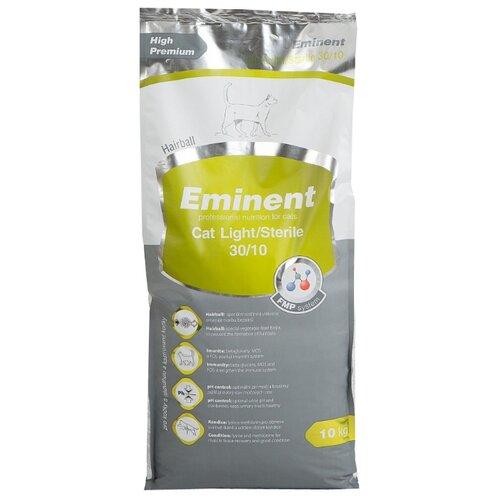 Сухой корм для кошек Eminent Cat Light/Sterile 30/10 для кошек с избыточным весом и стерилизованных кошек (10 кг) 10 кг