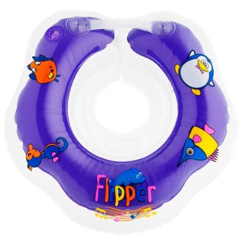 Круг на шею Flipper Мusic FL003 фиолетовый
