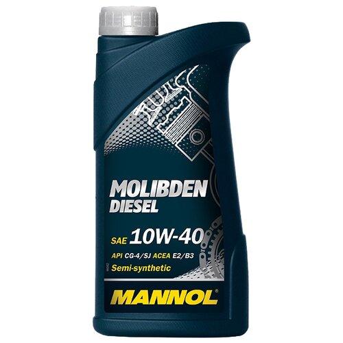 Моторное масло Mannol Molibden Diesel 10W-40 1 л