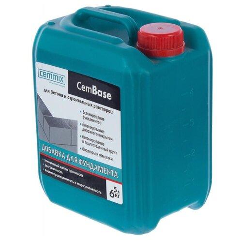 Добавка пластификатор Cemmix CemBase 5 л