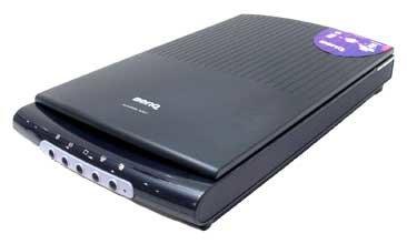 Сканер BenQ 7650T