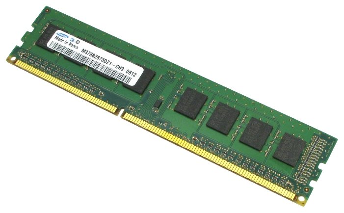 Samsung Оперативная память Samsung DDR3 1333 DIMM 4Gb