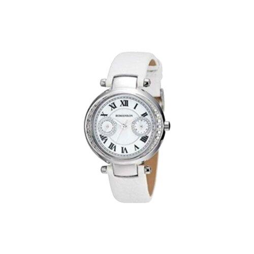 Наручные часы ROMANSON RL6A18QLW(WH)WH наручные часы romanson rl3239lg wh wh
