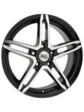 RS Wheels 112 7x17 5x105 ET 41 (черный MB) - фото 1