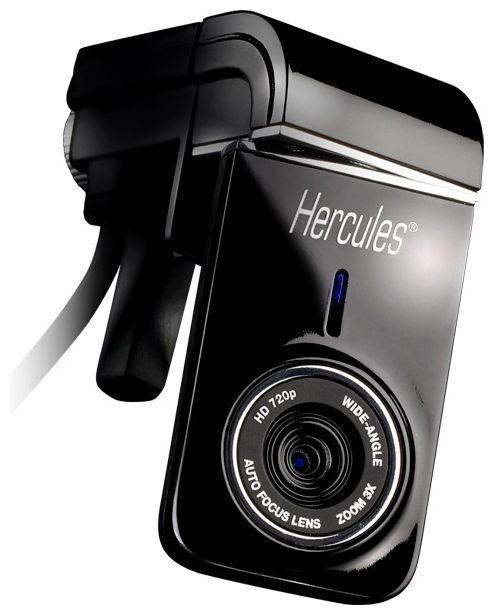 Hercules Dualpix HD720p for Notebooks