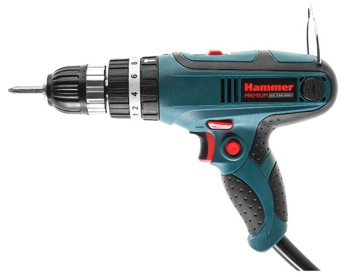 Дрель-шуруповерт Hammer DRL320 PREMIUM