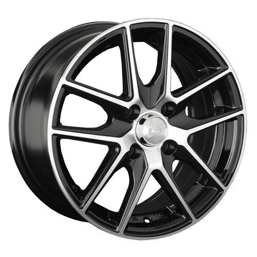 Фото - Колесный диск LS Wheels LS771 7.5х17/5х108 D63.3 ET50, BKF колесный диск nz wheels f 31 7х17 5х108 d63 3 et55 bkf