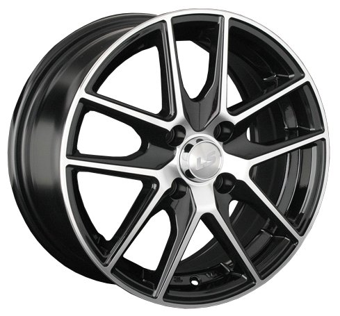 Колесный диск LS Wheels LS771 7.5x17/5x108 D63.3 ET50 BKF
