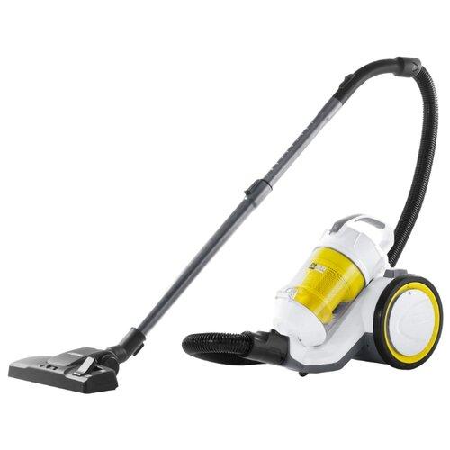 Пылесос KARCHER VC 3 Premium белый/желтый пылесос karcher vc 5 черный желтый