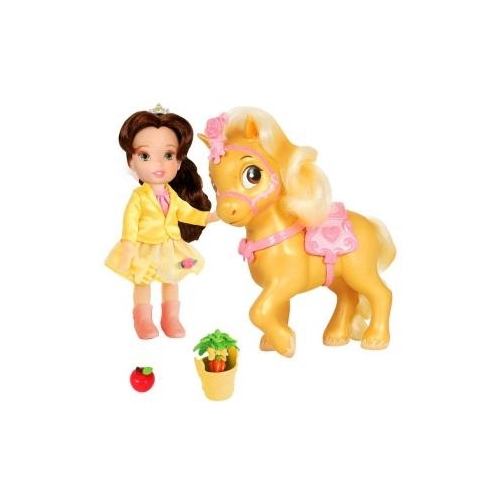 Кукла JAKKS Pacific Disney Princess и пони 15 см 75506