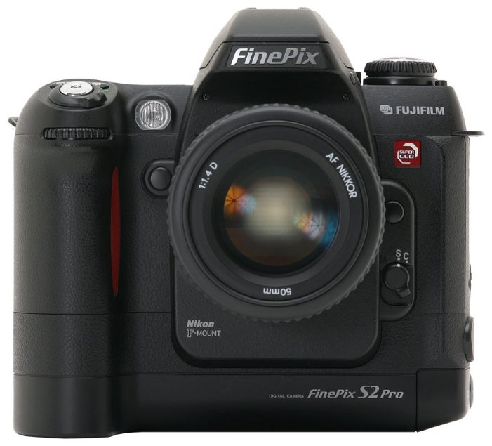Фотоаппарат Fujifilm FinePix S2 Pro Body