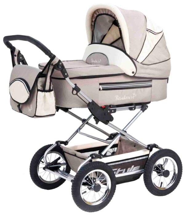 Универсальная коляска Reindeer Style Len (3 в 1)
