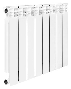 Радиатор секционный биметаллический Halsen BM 500/100 BS