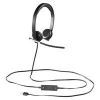Наушники Logitech Headset H650E USB Stereo OEM - фото 1