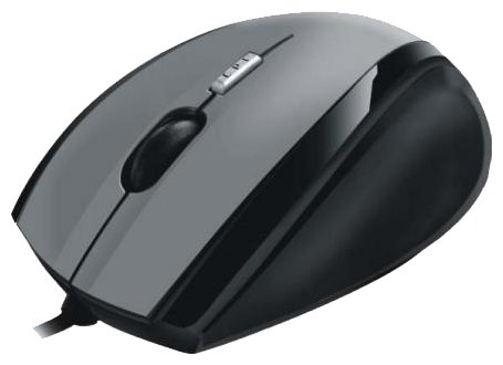 Мышь k-3 Mouse Silver-Black PS/2