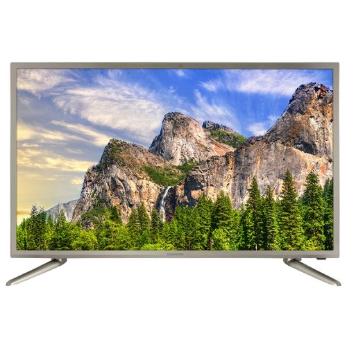 Фото - Телевизор STARWIND SW-LED32R301ST2 31.5 (2017) серебристый телевизор starwind sw led32r301st2 31 5 2017 серебристый
