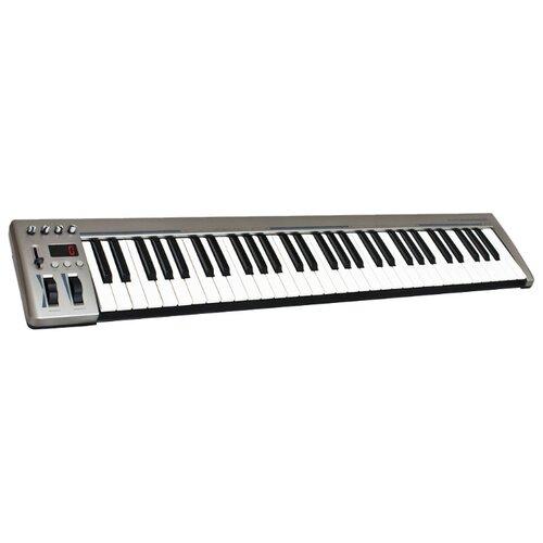 MIDI-клавиатура Acorn Masterkey 61 серебристый
