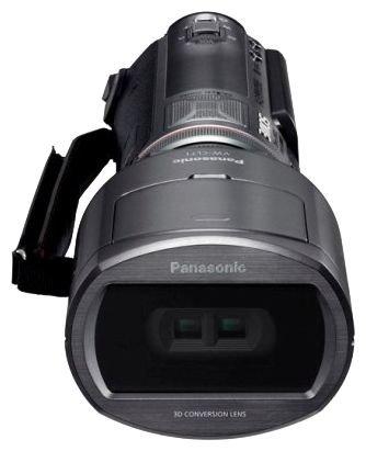 Сравнение с Panasonic HDC-SDT750