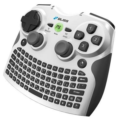 Bliss Air Keyboard Conqueror