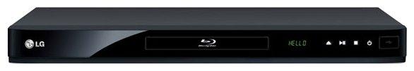 Blu-ray-плеер LG BD550