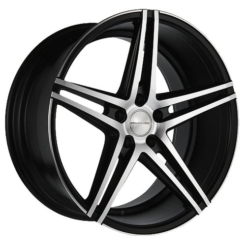 Фото - Колесный диск Racing Wheels H-585 8.5x20/5x112 D66.6 ET30 DB F/P колесный диск racing wheels h 461 7 5x18 5x108 d67 1 et45 w f p