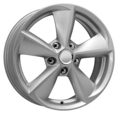 Литой диск КиК R7-Рольф (КС457) 7.5x17/6*114.3 D67.1 ET39 Дарк платинум