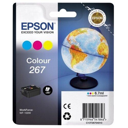 Купить Картридж Epson C13T26704010