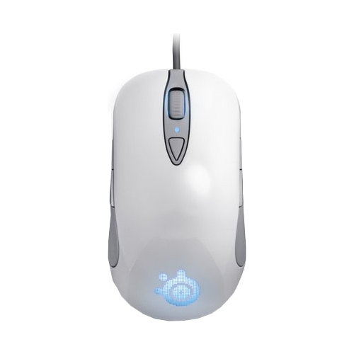 Мышь SteelSeries Sensei [RAW] Frost Blue White USB