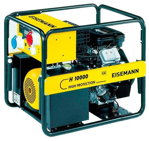 Бензиновая электростанция Eisemann H 10000