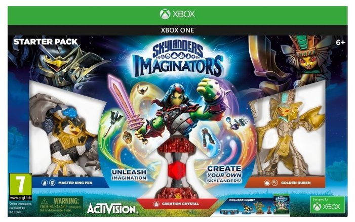 Skylanders: Imaginators фото 1