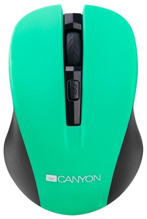 Беспроводная мышь Canyon CNR-MSOW06R Red
