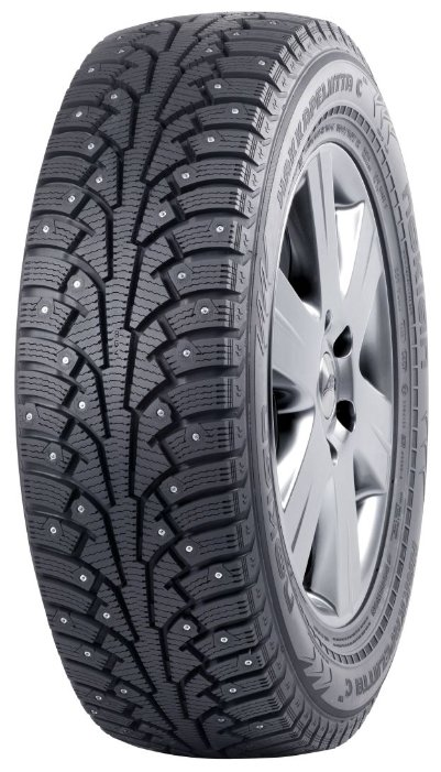 Автомобильная шина Nokian Tyres Hakkapeliitta C Van