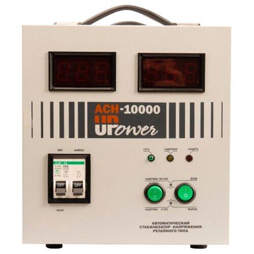 Стабилизатор напряжения Upower АСН-10000Стабилизаторы напряжения<br>