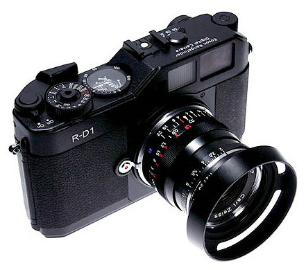 Фотоаппарат Epson R-D1 Kit