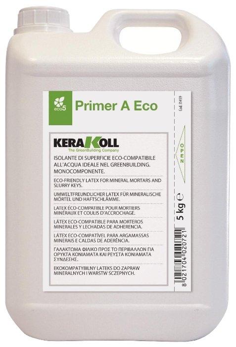 Грунтовка Kerakoll Primer A Eco (5 кг)
