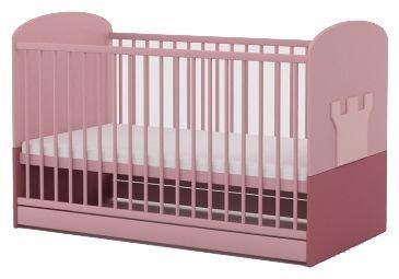 Кроватка Baggi Принцесса