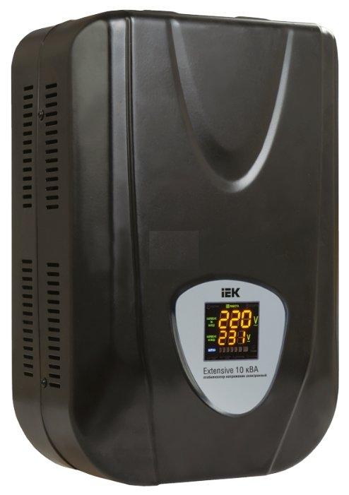 Стабилизатор напряжения однофазный IEK Extensive IVS28-1-10000