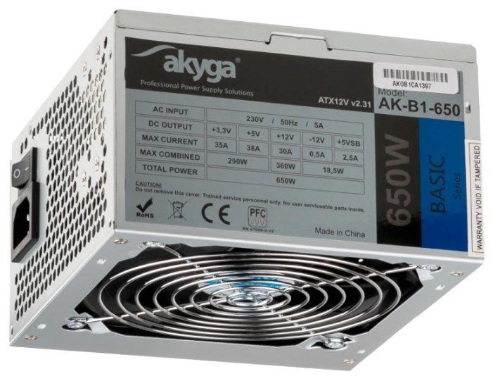 Akyga АК-B1-650 650W