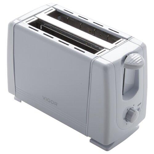 Тостер VIGOR HX-6024 белыйТостеры<br>