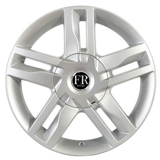 1. Диск FR replica RN677 6x15/4x100 ЕТ36 D60,1 Silver