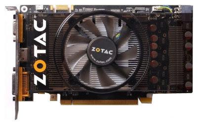 ZOTAC GeForce GTS 250 675Mhz PCI-E 2.0 512Mb 2000Mhz 256 bit DVI HDMI HDCP