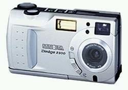 Фотоаппарат Minolta DiMAGE 2300