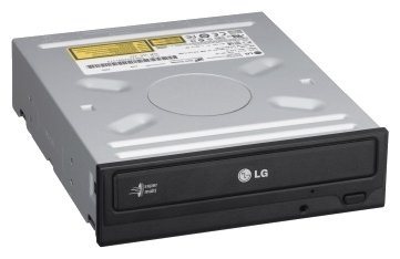 LG GH22NS70 Black