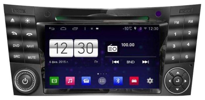 FarCar s160 Mercedes-Benz E-Class на Android (m090)