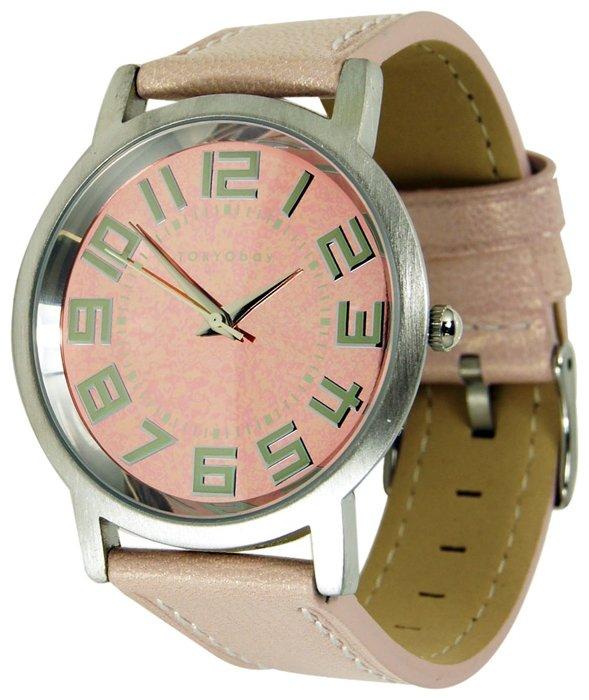 Наручные часы TOKYObay Pearl Track Large Lilac