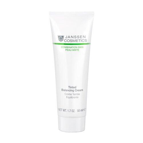 Janssen Combination Skin Tinted Balancing Cream Балансирующий крем для лица с тонирующим эффектом, 50 мл крем с тонирующим эффектом эйвон