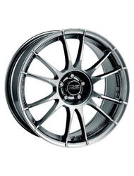 Колесный диск OZ Racing Ultraleggera 8x18/5x120 D79 ET40 Crystal Titanium - фото 1