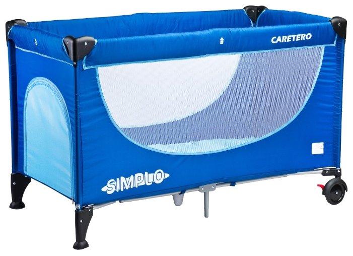 Манеж-кровать Caretero Simplo